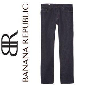 32x32 straight leg jeans banana republic